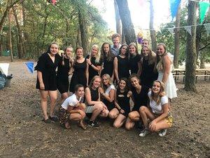 Kamp oudste meiden 2018