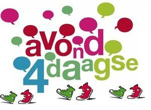 Dinsdag Avond4daagse wordt afgelast!!