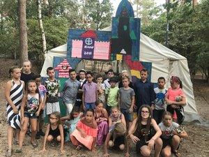 Vrijbuiters kamp 2018 - Disneyland Nunspeet